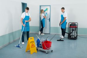 Keeping your Greenville Business clean