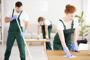 Outsource Your Office Cleaning