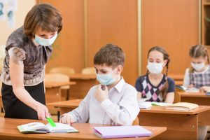 Germs Spread Through Your School