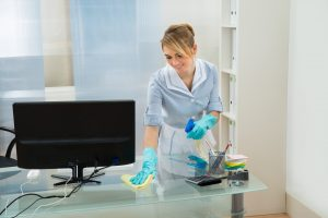 Greenville SC Commercial Cleaning Service