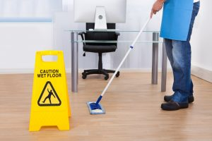Janitorial services in Greenville, SC
