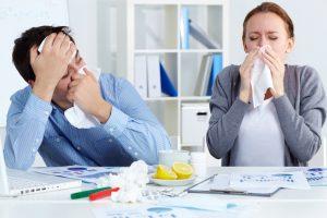 Flu in Greenville